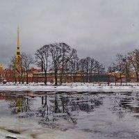 Январское зеркальное :: Ольга СПб