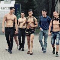 горячие сибирские парни :: Gala *