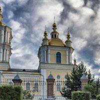 Спасо-Преображенский собор :: Кирилл Богомазов