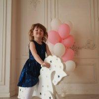 Маленькая принцесса :: Юля Грек