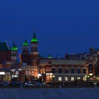 Зеленые крыши :: Mariya Zazerkalnaya