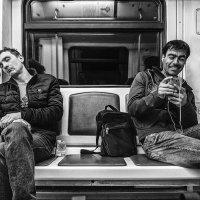 Московское метро. Апрель 2017. :: Игорь Сон