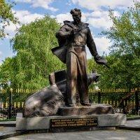 Памятник морякам подводникам :: Анатолий Колосов