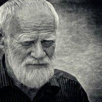 Суровый старик :: Александр Тарасенко