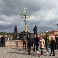 Туристы. :: Марина Харченкова