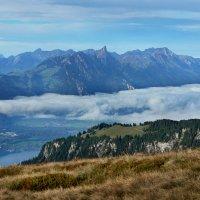за синие горы за белый туман :: Elena Wymann