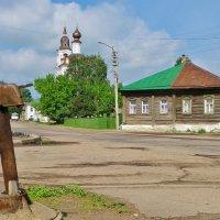 Нерехта, страничка истории ... Осн. в 1214 г. :: Святец Вячеслав