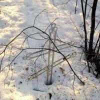 Зима. Крест. :: Марина Китаева