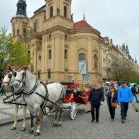 Весна в Праге :: Эльдар (Eldar) Байкиев (Baykiev)