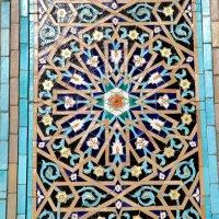 Мечеть на Петроградке. Фрагмент :: Наталья