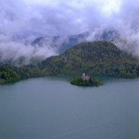 Озеро Блед :: Николь ***
