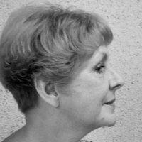 Портрет женщины :: Marina Bernackaya Бернацкая