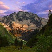 Долина Уллу-Тау (Кавказ) 35 :: Nikolai Savin