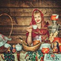 чаепитие :: Александр Кулаков