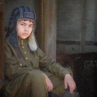 Танкист. :: Ольга Егорова