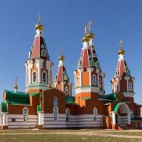 Храм иконы Божией Матери «Отрада», или «Утешение» :: Олег Манаенков