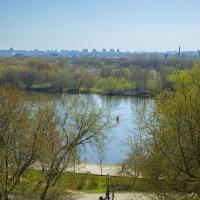 Москва. Коломенское. Весна. :: Игорь Герман