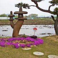 Корея, около грибного ресторанчика :: Светлана