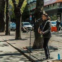 уличный певец :: sergio tachini