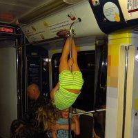 Последнее апреля в метро :: Андрей Лукьянов