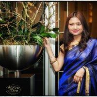 Красавица - индианка :: Leo Alex Photographer