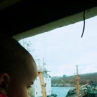 На танкере :: Анюта Золотых