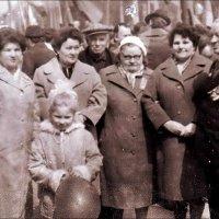 Запорожье, 1968 год :: Нина Корешкова
