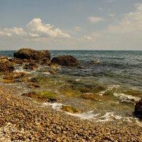 Ах море,море....(Чёрное море Крым) :: владимир