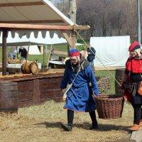 Погружение  в  Средневековье началось ! :: Виталий Селиванов