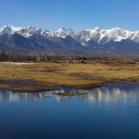 Панорама долины Хойто-Гол :: Анатолий Иргл