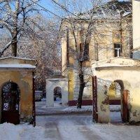 Зима XVIII века :: Marina Bernackaya Бернацкая