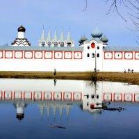 Успенский мужской монастырь :: Сергей Кочнев