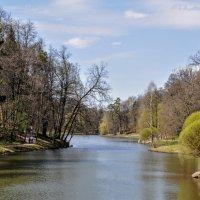 Царицынские пруды 1 мая :: Анатолий Колосов
