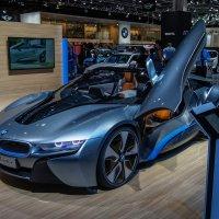 BMW i8 Spyder Concept :: Дмитрий Зенин
