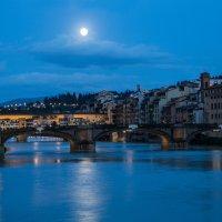 Вечерняя Флоренция :: Владимир Леликов