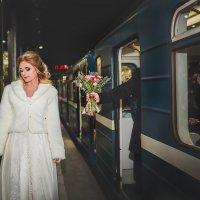свадебная прогулка :: Дмитрий Смиренко