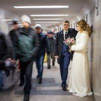 переход в метро :: Дмитрий Смиренко