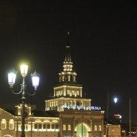 Вечерняя  МОСКВА :: JT --------      SHULGA  Alexei