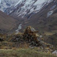 Дигорское ущелье :: Лилия Гиндулина