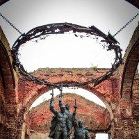 Мемориал защитникам крепости :: Алена Панкрашова