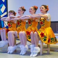Русские танцы :: Дмитрий Сиялов