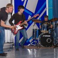 Hard Rock :: Дмитрий Сиялов