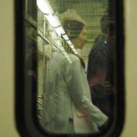 в метро :: Надежда Крылова