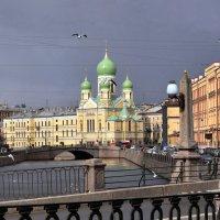 Вид с Пикалова моста. :: Наталья