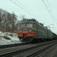 ВЛ11 - 715А :: Сергей Уткин