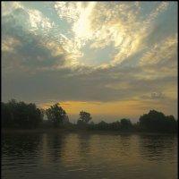 Рассвет над Уфимкой :: Алексей Патлах