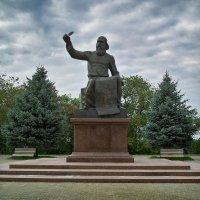 Памятник Владимиру Мономаху. :: Андрий Майковский