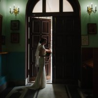венчание. :: Батик Табуев