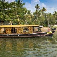 Лодка - дом (для туриста) :: Oleg