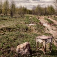 присядь, усталый путник... :: Сергей Бойцов